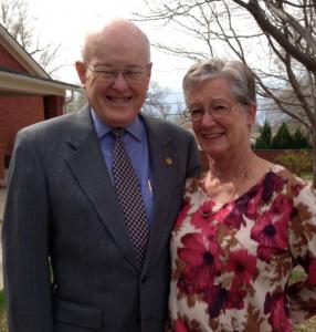 Sam & Mary Keiffer
